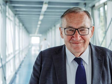 Kandidát do Senátu Jaroslav Malý nasbíral skoro 2000 podpisů