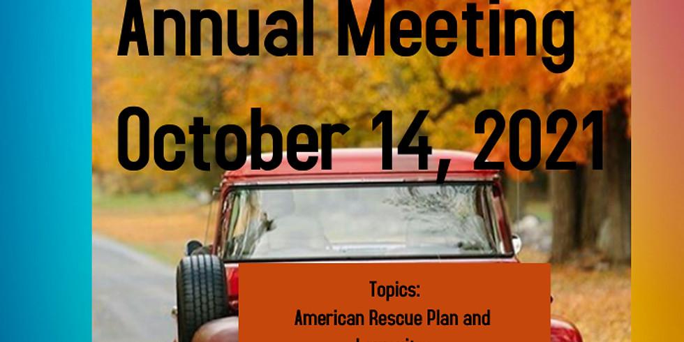 KBFA Annual 2021 Meeting and Workshop