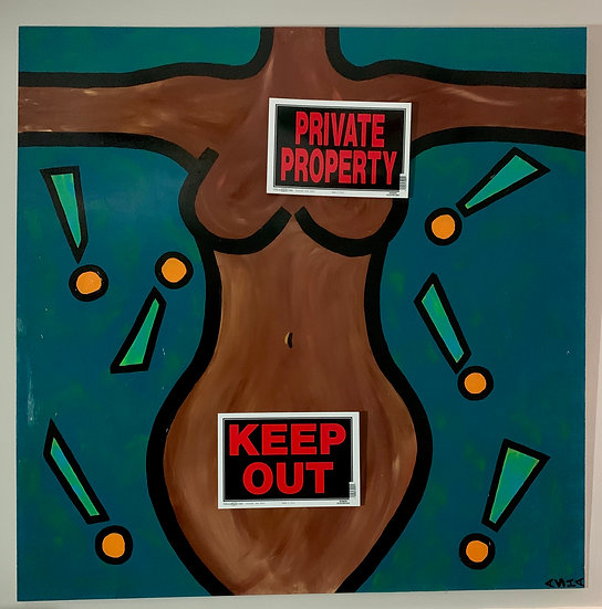 KEEPOUTPRIVATEPROPERTY