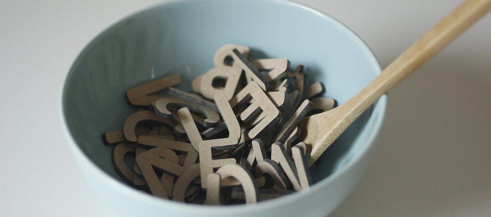 Bolsa de letras