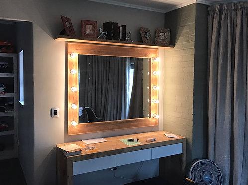 Studio Mirror and Bulkhead