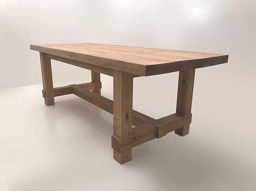 Farmhouse H-Frame Table