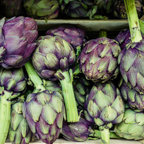 """""""Artichokes,"""" A Walk in the Pandemic, a short story, Catapult Community 2020."""