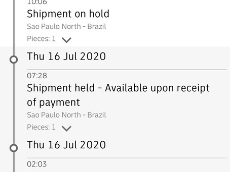 Thanks for our Customer from Brazil purchase 2 units directly