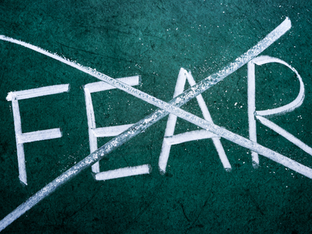 Fearless: Bust Your Fears by Following this One Strategy.