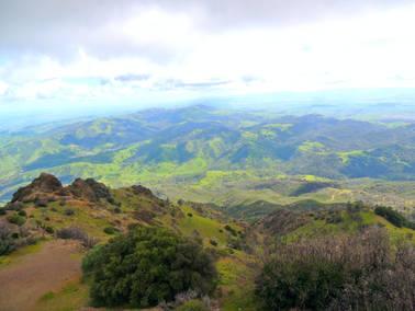 Mount Diablo 8