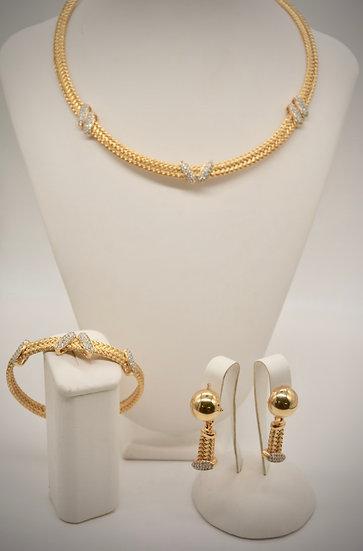 Brass Cordoncino