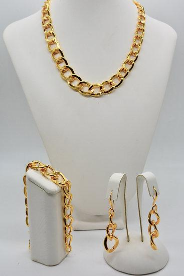 Brass Grumetta a scalare Gold