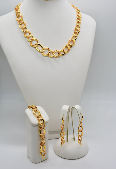 Brass Fantasia alternata gold