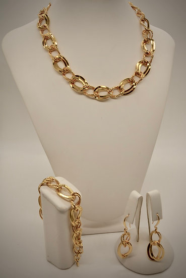 Brass Gemella GD Gold