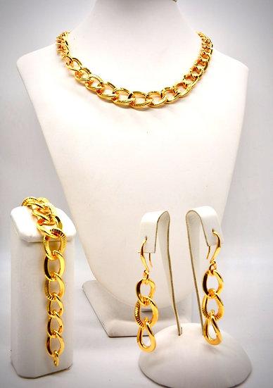 Brass Grumetta raggiata Gold
