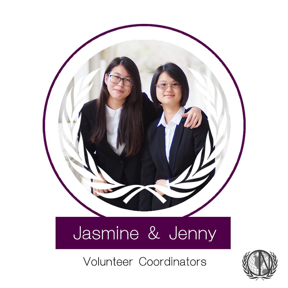 Jasmine & Jenny