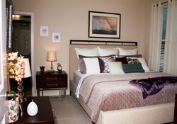 Modern Bedroom - Lots of Texture