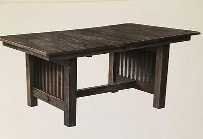 Sunrise table