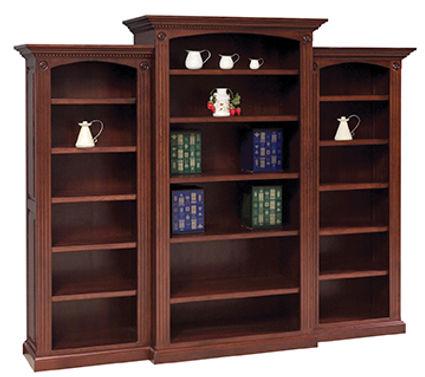 Genuine Oak Wall book shelves.jpg