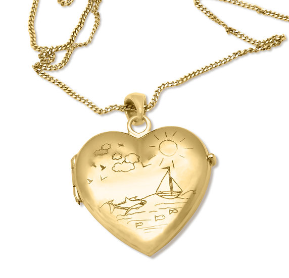 HEART.SEA LOCKET