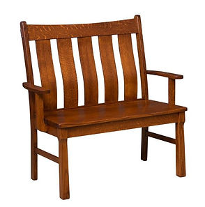Artisan Chairs - Beaumont Bench [36 in].