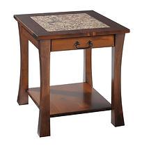 YT woodbury-end-table-brn-maple-ocs117-a