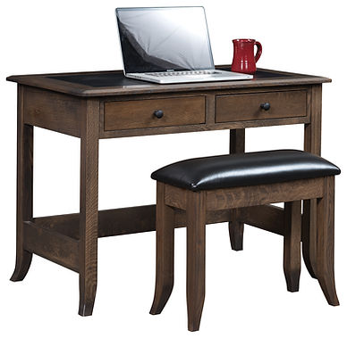 Genuine Oak desk and stool.jpg