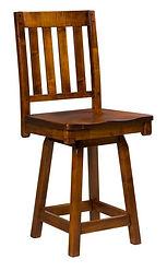 Artisan Chairs - Alberta Swivel Bar Stoo