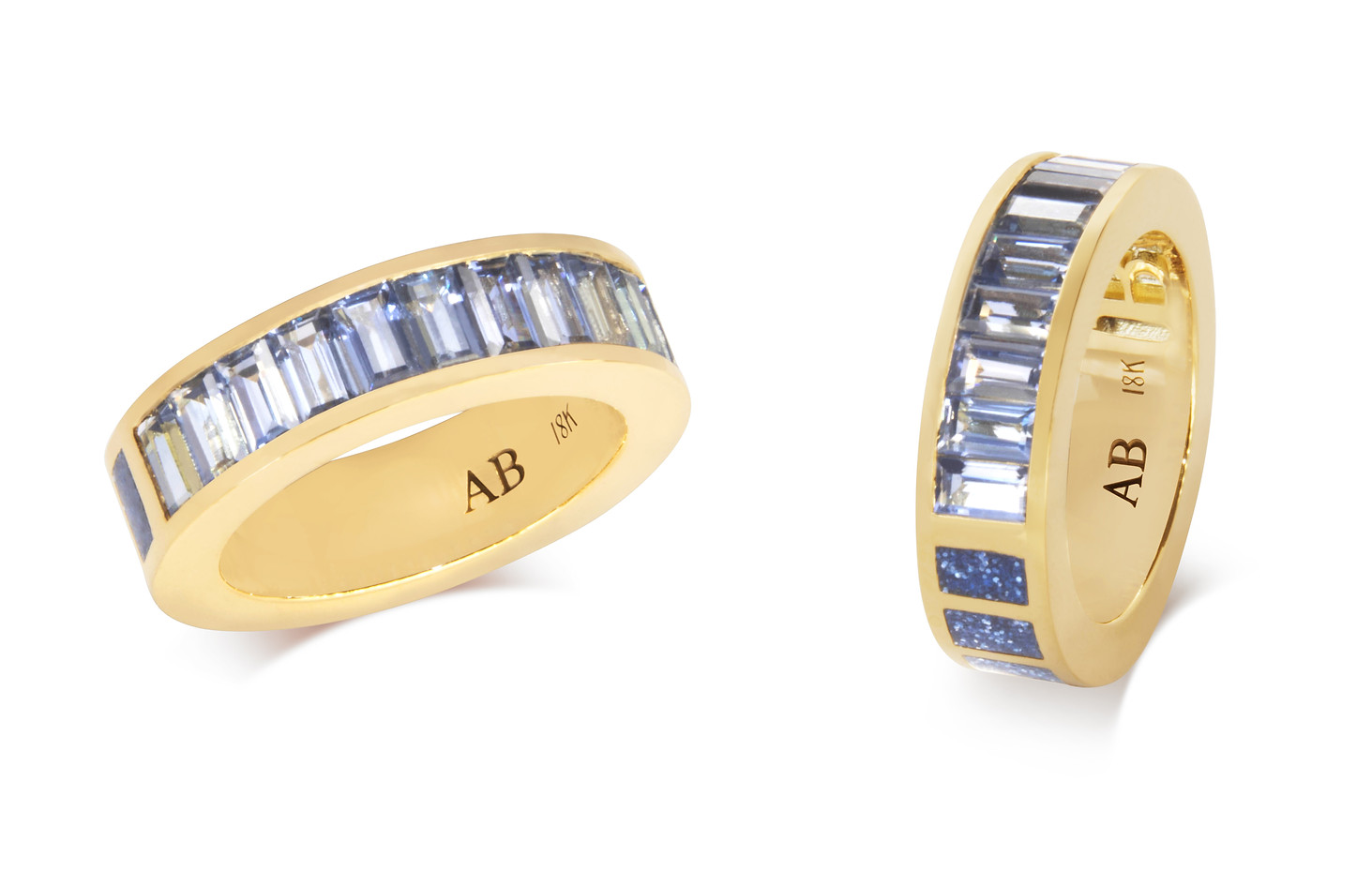 Ceylon Sapphire 50/50