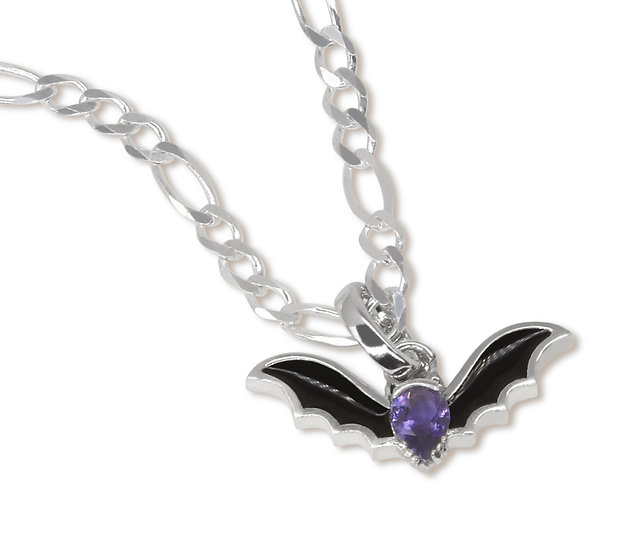 BAT ATTACK NECKLACE