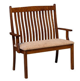 Artisan Chairs - Liberty Bench [36 in].j