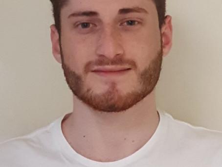 New Club Coach Coordinator, Nathan Gordon