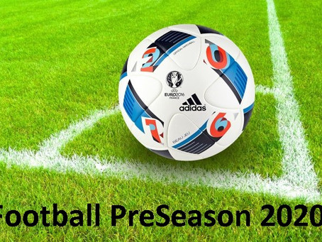 Changes to Trials and Training for Pre-Season 2020