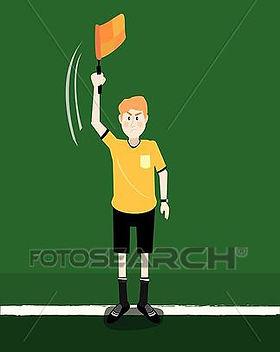 soccer-assistant-referee-linesman-clipar