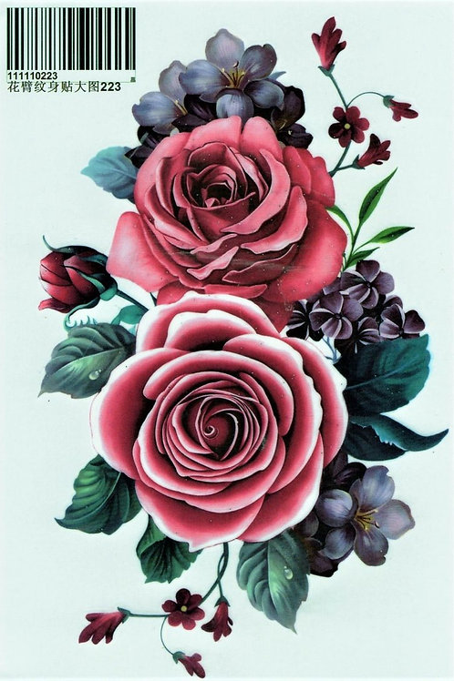 Rosen lila dunkelrot