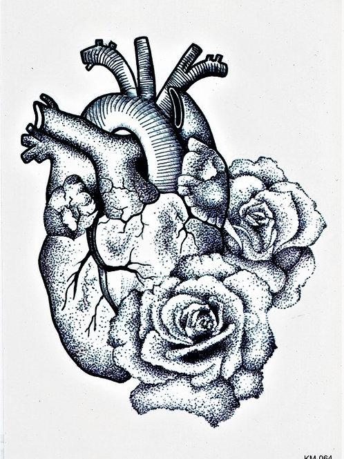 Herz/Rosen