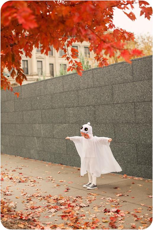 Halloweenukkah ~ Day 8: Ghost