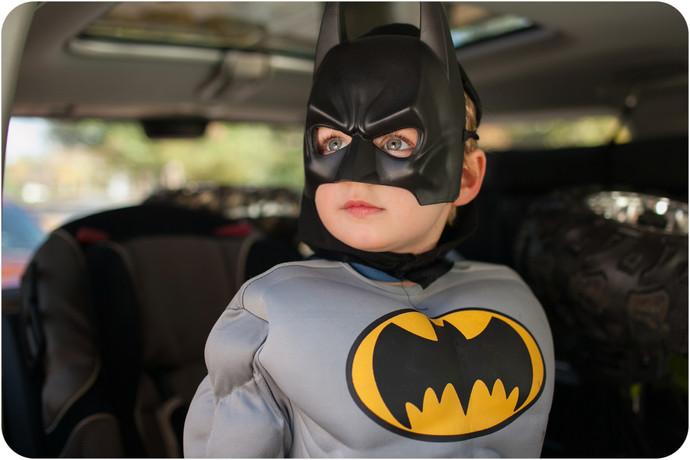Halloweenukkah Day 4: Batman