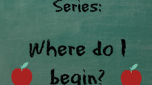 Homeschool 101 - Where do I begin?