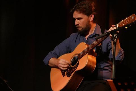 Barry O'Mahony - Gitarre