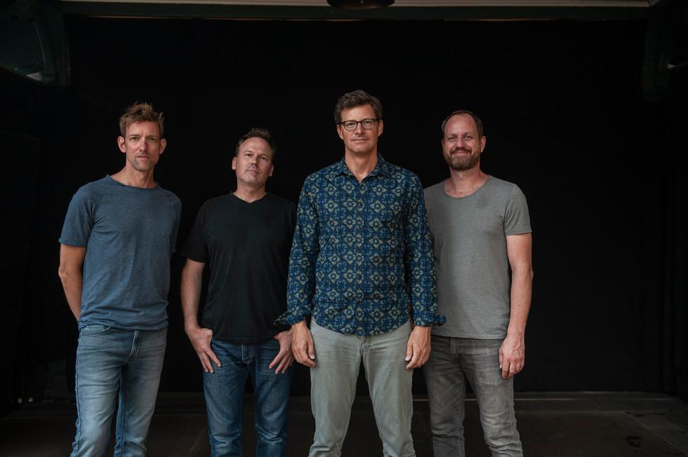 bratfisch: Tino Klissenbauer, Matthias Klissenbauer, Johannes Landsiedl, Jürgen Partaj