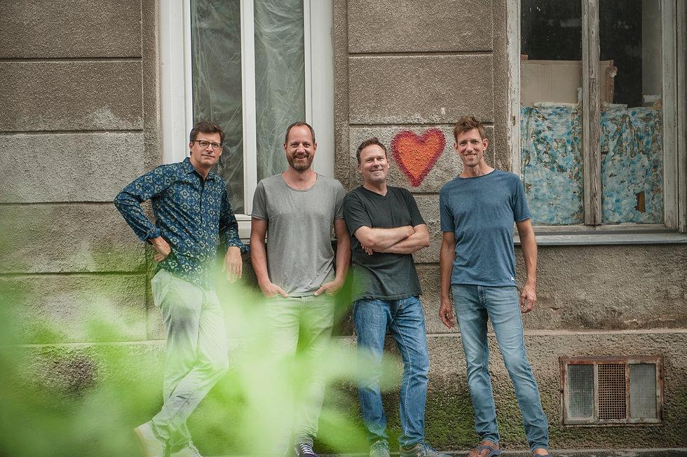 bratfisch: Matthias Klissenbauer, Johannes Landsiedl, Jürgen Partaj, Tino Klissenbauer