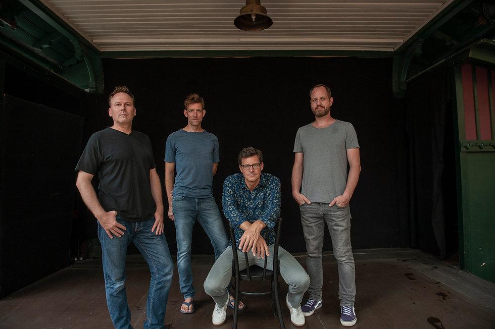 bratfisch: Jürgen Partaj, Tino Klissenbauer, Matthias Klissenbauer, Johannes Landsiedl