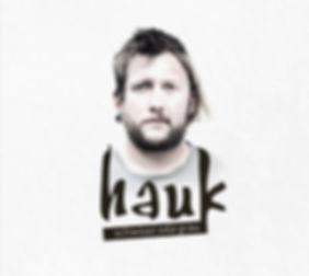 hauk - schwoaz oda grau