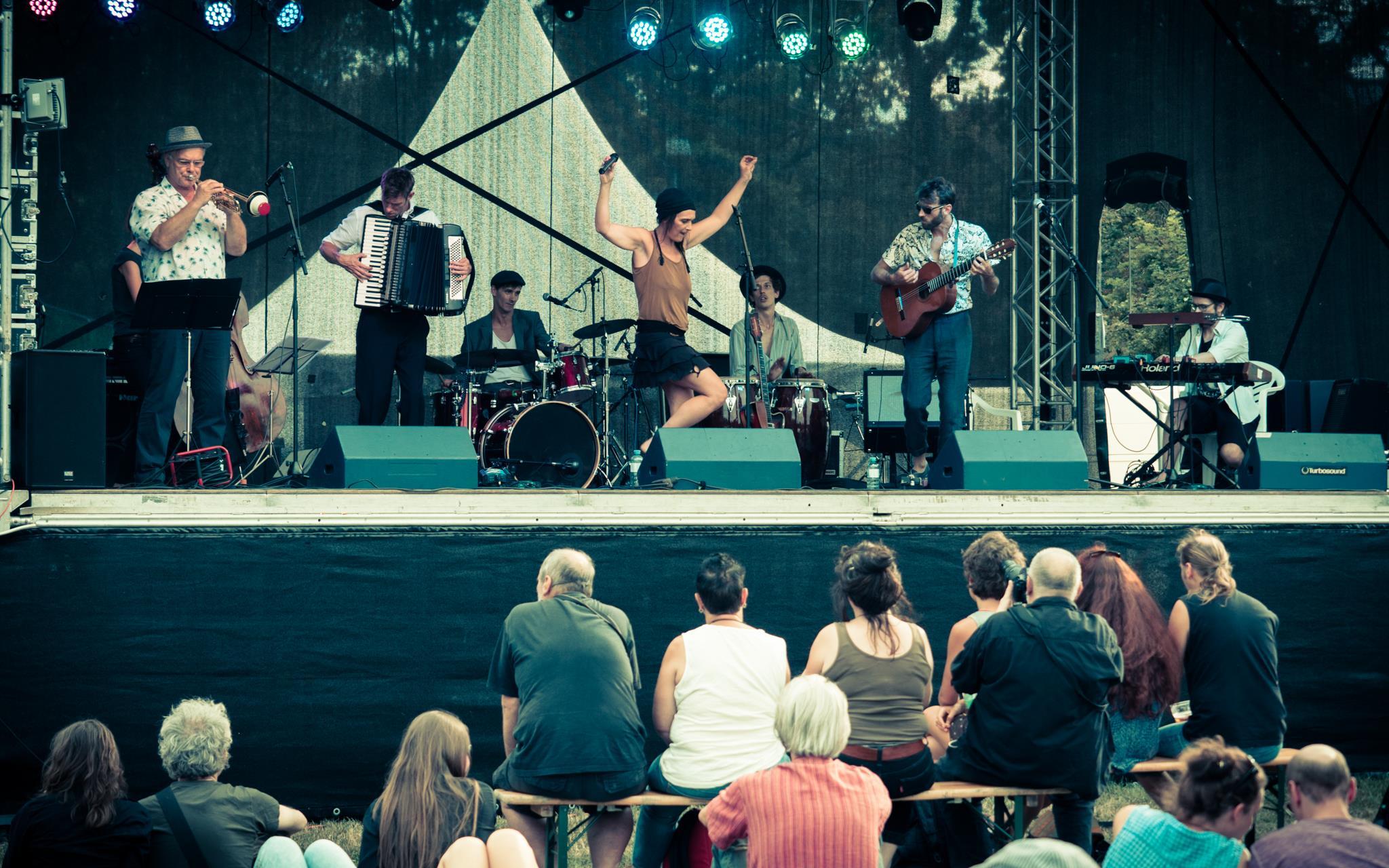 Volksstimmefest © Georg Cizek-Graf