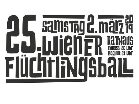 25. Wiener Flüchtlingsball