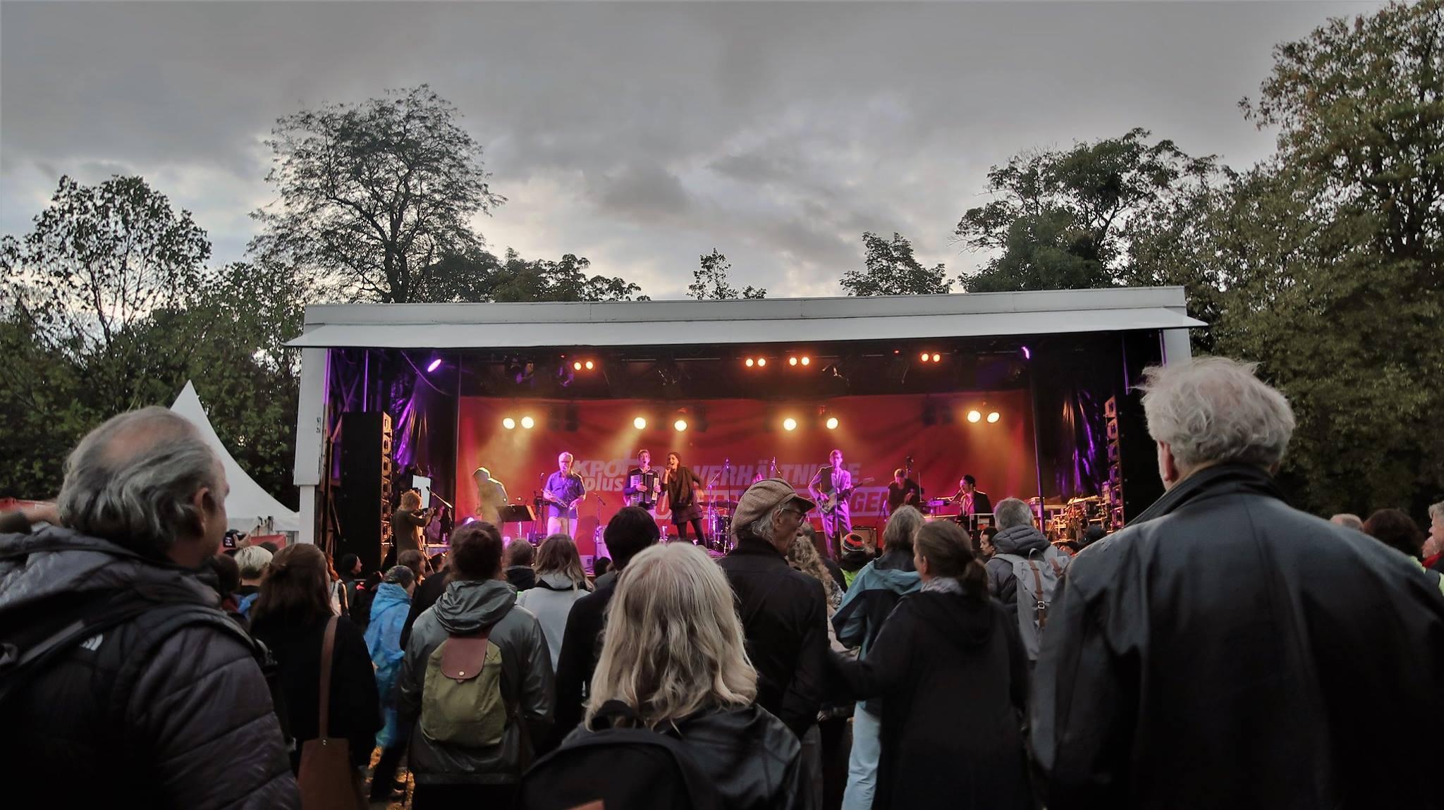 Volksstimmefest © Dietmar Lipkovich
