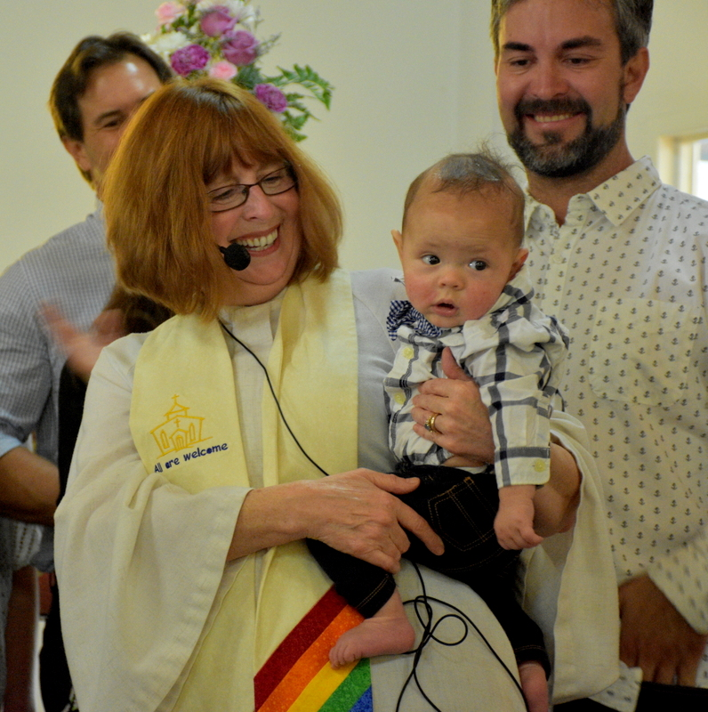 Liam Farrand christening 021217