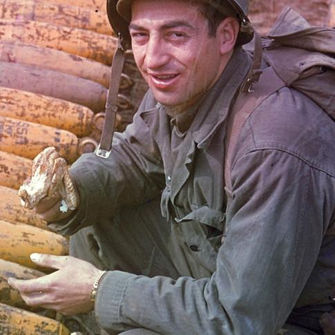 soldat USA 2eme guerre