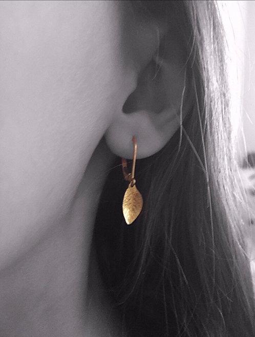Classy Leaf Earrings