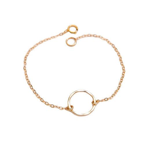 Infinity Ring Bracelet