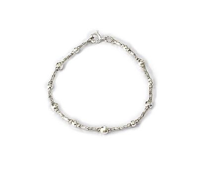 Silver Stardust Bracelet