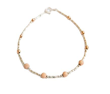 Rose Gold Stardust Bracelet