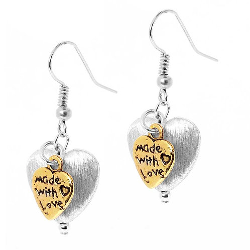 Made With Love Earrings
